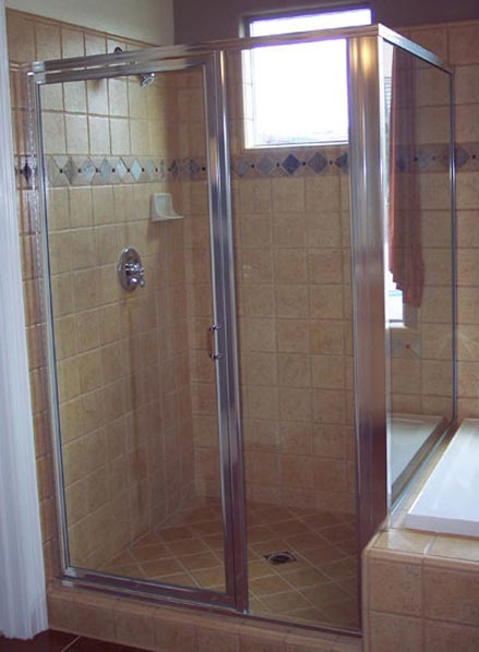 Clear Shower Doors
