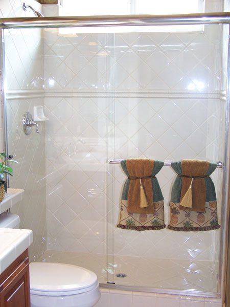 Images Of Shower Tub Sliding Glass Doors Woonv Com