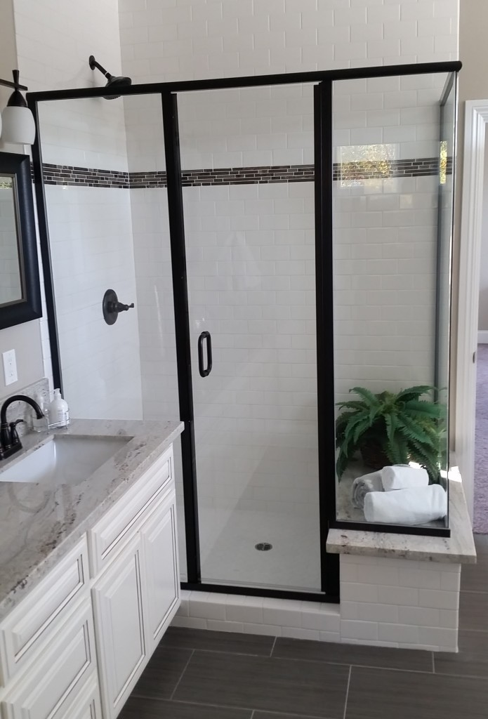 Atlas shower doors sacramento 39 s custom shower door company for Frameless glass doors