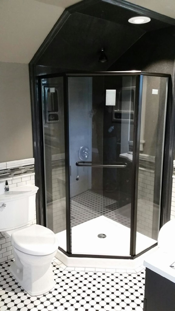home elan pdx reviews x vigo sliding shower single improvement frameless door semi